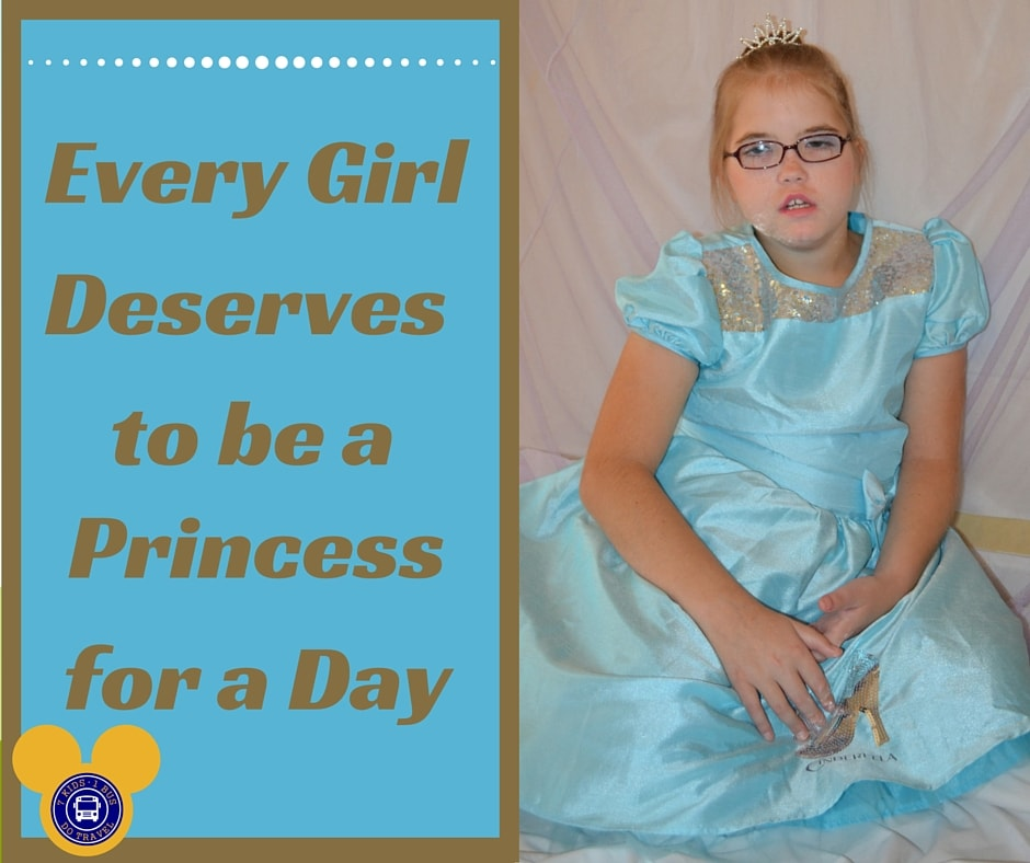 Princesses for a day
