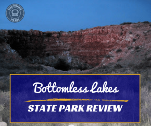 Bottomless Lakes State Park