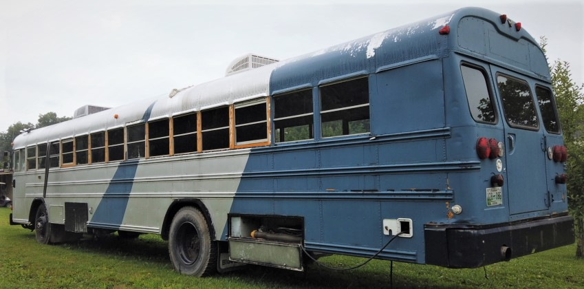 driver side of bus for sale