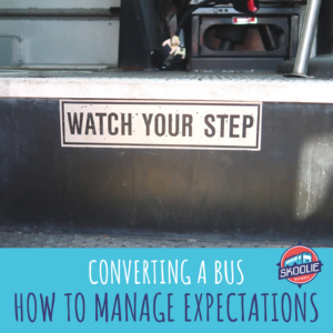 Bus Conversion Expectations