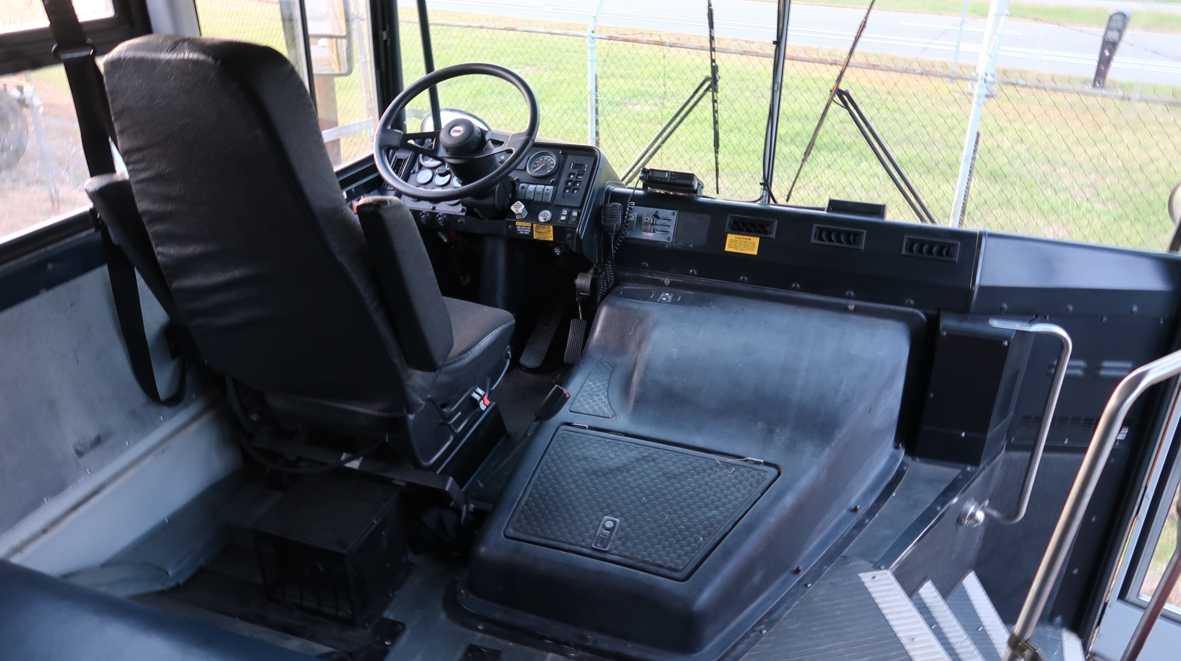driver area bus for sale low miles